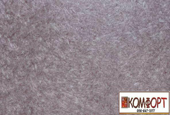 Образец жидких обоев Экобарвы серии Найс темно-фиолетового цвета