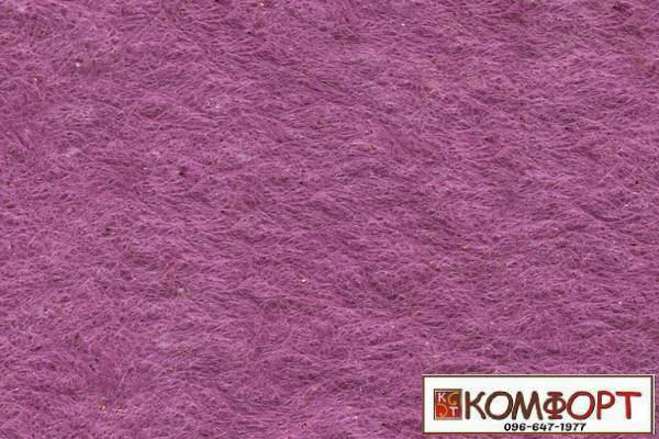 Образец жидких обоев Стиль фиолетового цвета