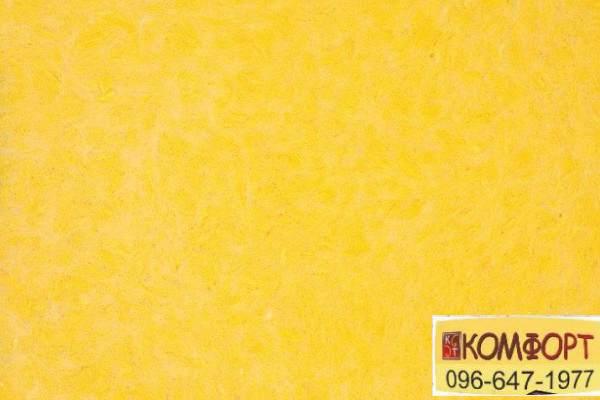 Образец жидких обоев Limil Каталог 3 лимонного цвета